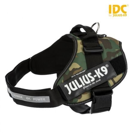 Ham Julius-K9 Idc, XL: 71-96 Cm/50mm, Camuflaj 14864