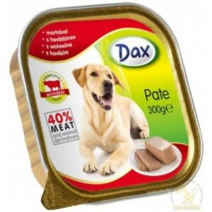 5999546171228 Pate Dog Dax Pasare 300 g 13.11.2018