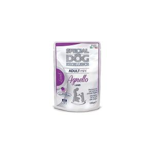 8009470060554 Special Dog Excelence Pouch Plic 100g miel